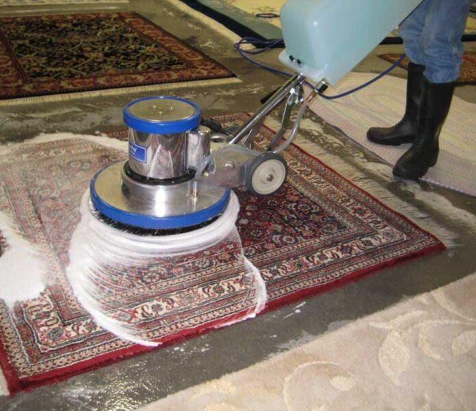 فرش و قالی