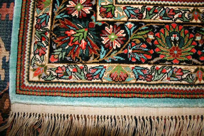 قالیشویی در درکه
