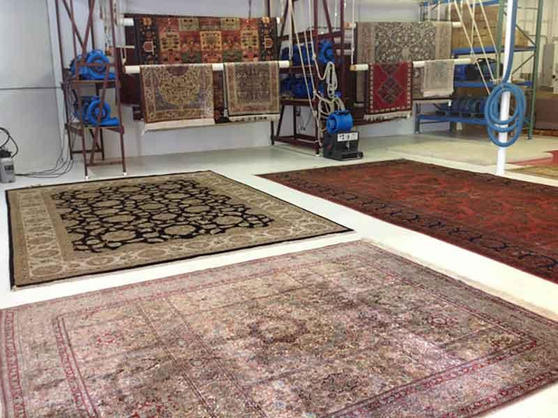 قالیشویی در دارآباد