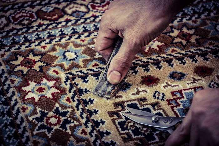 قالیشویی در مجیدیه