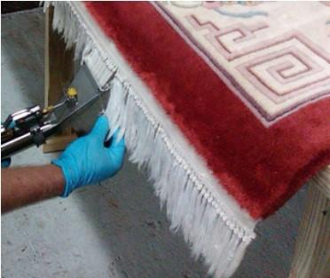 قالیشویی در جردن