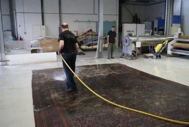 قالیشویی در خواجه عبدالله