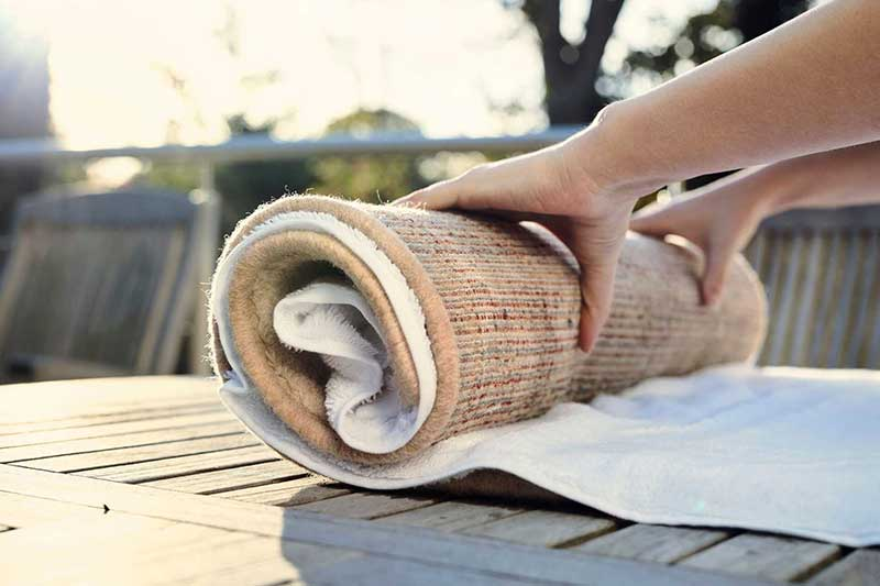 قالیشویی در کامرانیه