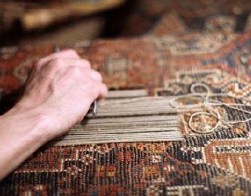 قالیشویی در لویزان 1