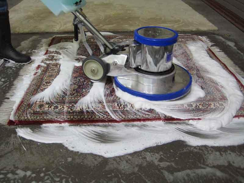 قالیشویی در مینی سیتی
