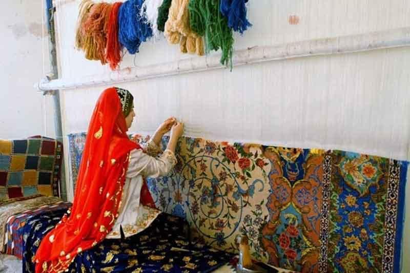 قالیشویی در دروس