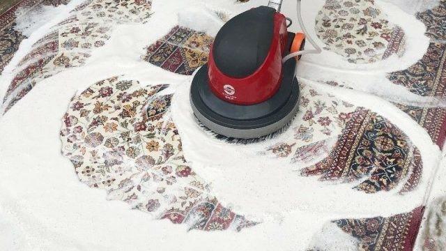 قالیشویی در دزاشیب