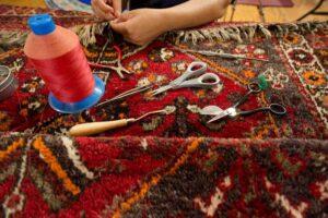 قالیشویی در وحیدیه