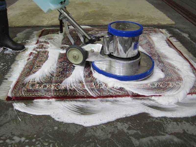 قالیشویی در تهرانپارس
