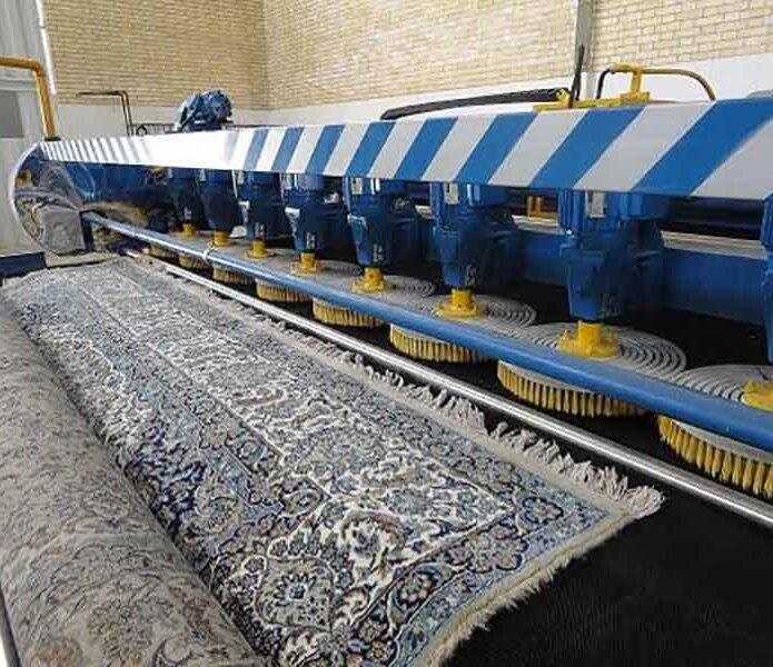 قالیشویی در نظام آباد